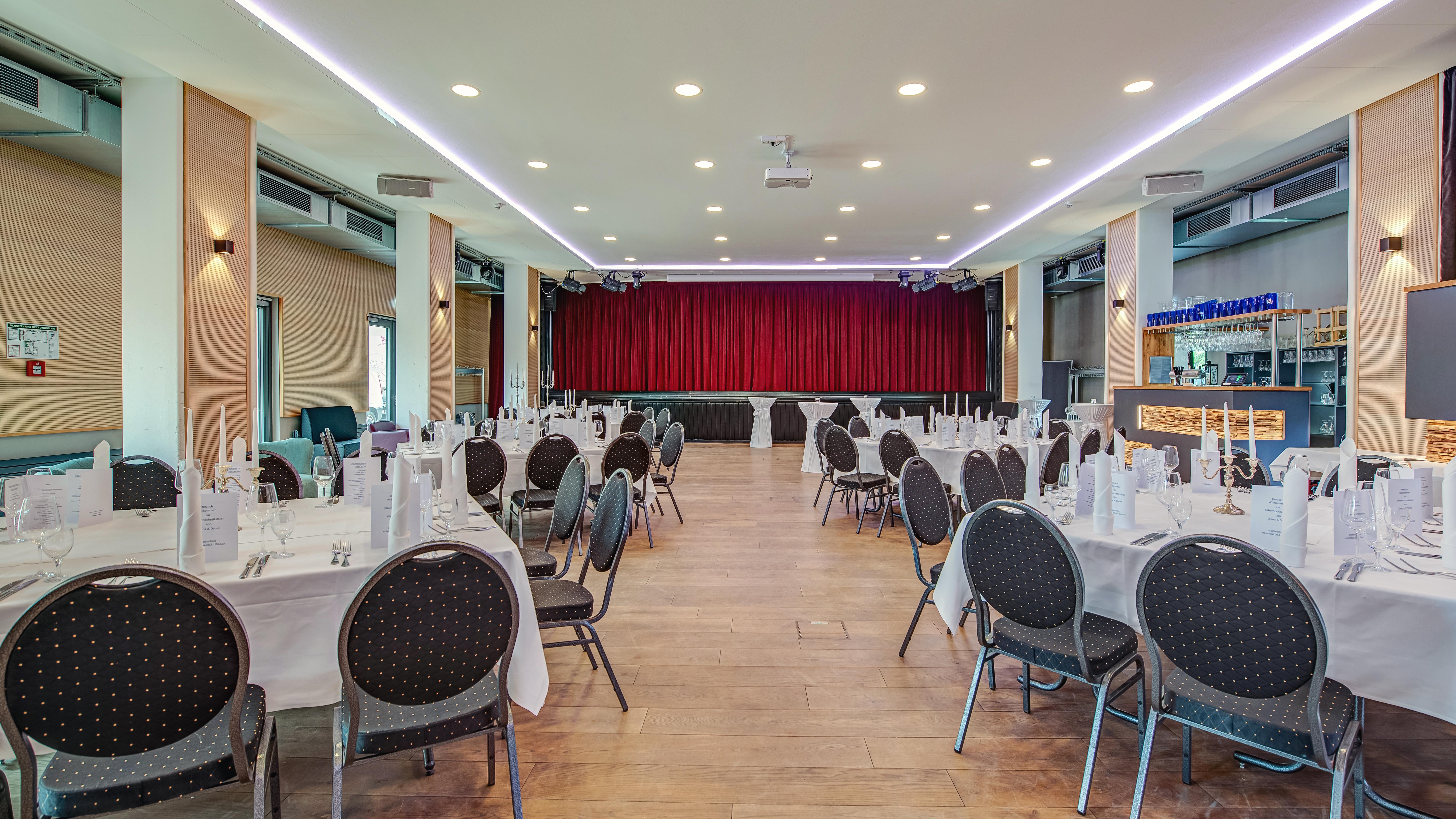 Ballsaal, Tanzschule & Veranstaltungen