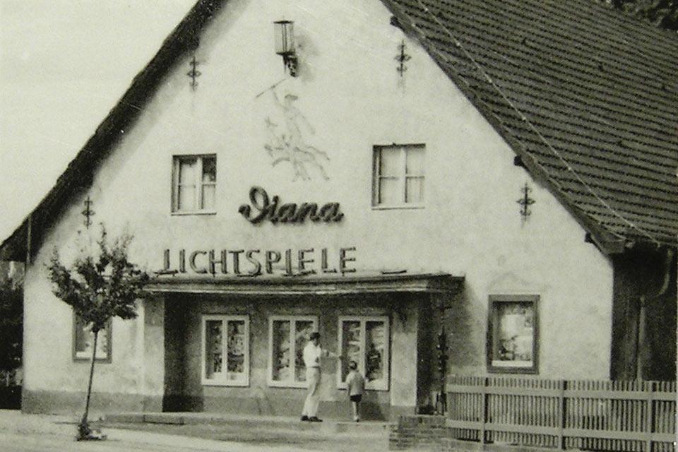 Geschichte der Diana Lichtspiele Teltow